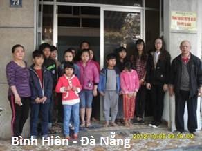 Trung tâm Bảo trợ trẻ mồ côi sống trong cộng đồng Bình Hiên - Đà Nẳng (fea.ceporer.binhhien)