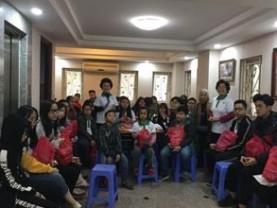 Trung tâm Bảo trợ trẻ mồ côi sống trong cộng đồng Phương Liệt - Hà Nội (fea.ceporer.phuongliet)