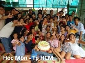 Chi hội Bảo trợ trẻ mồ côi sống trong cộng đồng Hóc Môn - TpHCM (fea.ceporer.hocmon)
