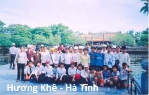 Trung tâm Bảo trợ trẻ mồ côi sống trong cộng đồng Hương Khê - Hà Tĩnh (fea.ceporer.huongkhe)