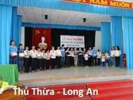 Cơ sở Bảo trợ trẻ mồ côi sống trong cộng đồng Thủ Thừa - Long An (fea.ceporer.thuthua)