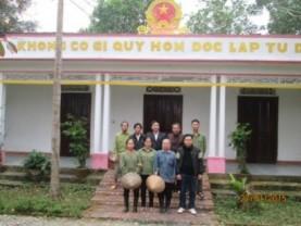 TT Phát Triển Hương Bình - Hương Khê - Hà Tĩnh