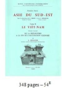 Fraternité Europe Asie - Gallery - LE VIÊT-NAM  de Louis BEZACIER